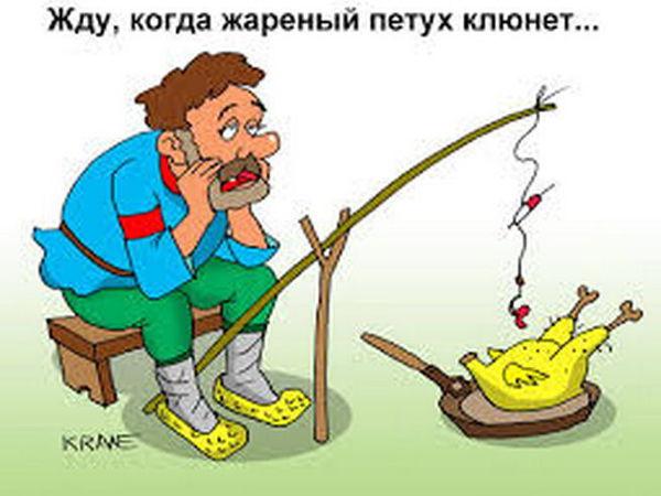 А мы не станем ждать, когда жареный петух клюнет! ))))) | Ярмарка Мастеров - ручная работа, handmade