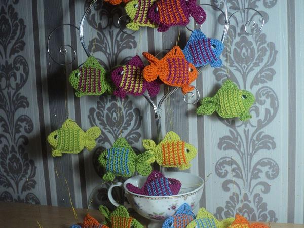 Карасики | Ярмарка Мастеров - ручная работа, handmade
