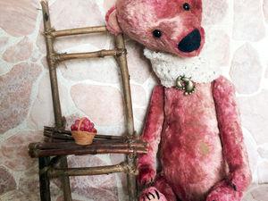 Завершен. Срочный аукцион на мишек-тедди! | Ярмарка Мастеров - ручная работа, handmade