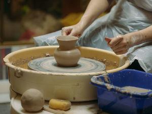 Гончарный круг — это терапия!. Ярмарка Мастеров - ручная работа, handmade.