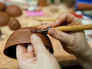 Топ-5 моих инструментов для резьбы по глине. Ярмарка Мастеров - ручная работа, handmade.