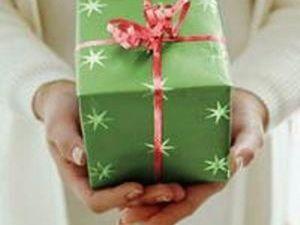 Что главное в новогоднем подарке?. Ярмарка Мастеров - ручная работа, handmade.
