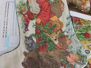 Схема вышивка крестиком. Ярмарка Мастеров - ручная работа, handmade.