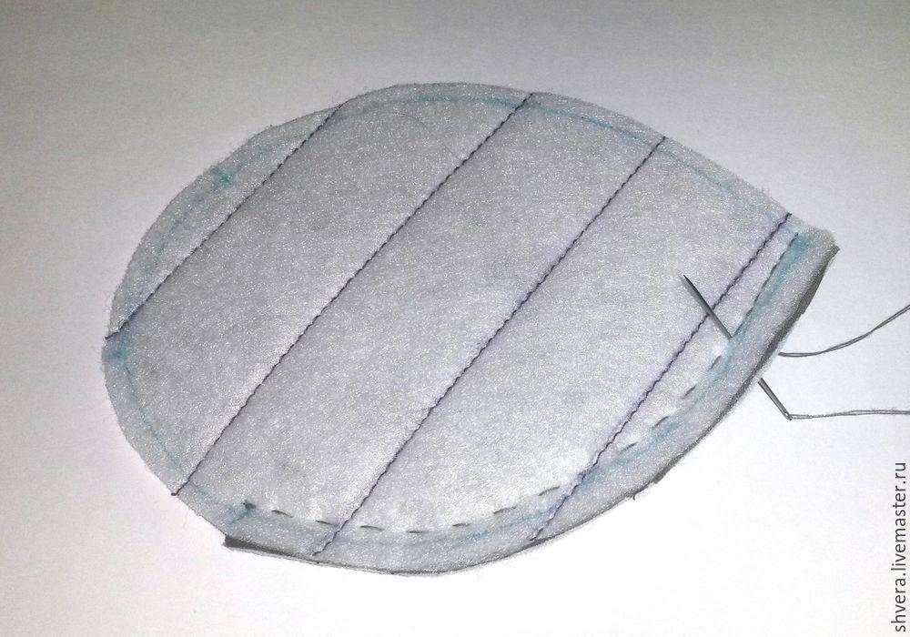 Шьем очаровательный кошелек в винтажном стиле, фото № 20