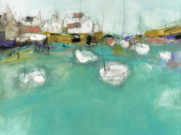 Вдохновляющая живопись художника Roger Lane | Ярмарка Мастеров - ручная работа, handmade