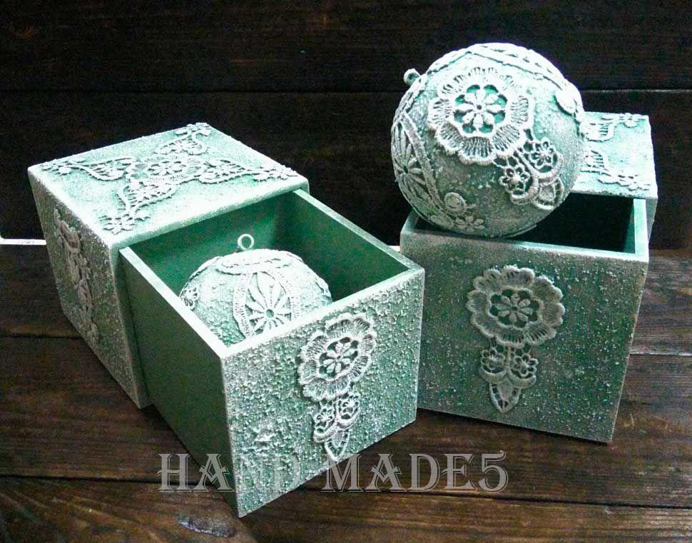hand-made5, ёлочные украшения
