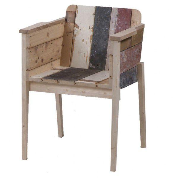Удивительная мебель из отходов, фото № 9