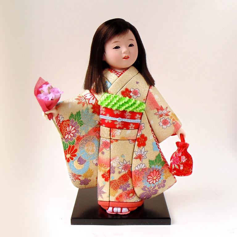 японские куклы кимекоми
