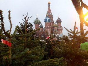 Я дома. Скоро Новый год. Москва предпраздничная.. Ярмарка Мастеров - ручная работа, handmade.