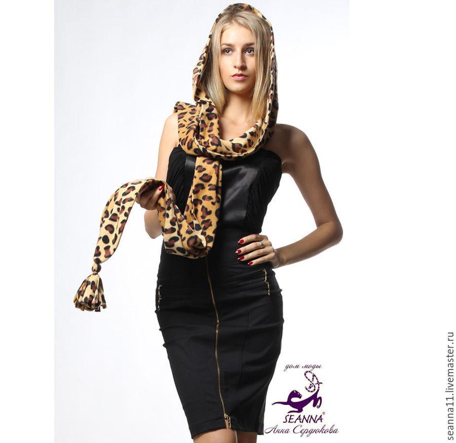 леопардовый, модные аксессуары