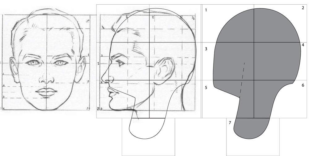 Увеличение шаблона в графической программе Иллюстратор, фото № 12