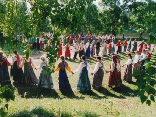 Еще раз о Хороводе! Сотни человек встали на Дворцовой площади в Хоровод Мира | Ярмарка Мастеров - ручная работа, handmade