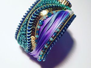 Аукцион на браслет!!! | Ярмарка Мастеров - ручная работа, handmade