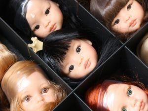 Каталог лиц в наличии Игровые Куклы часть 3. Ярмарка Мастеров - ручная работа, handmade.