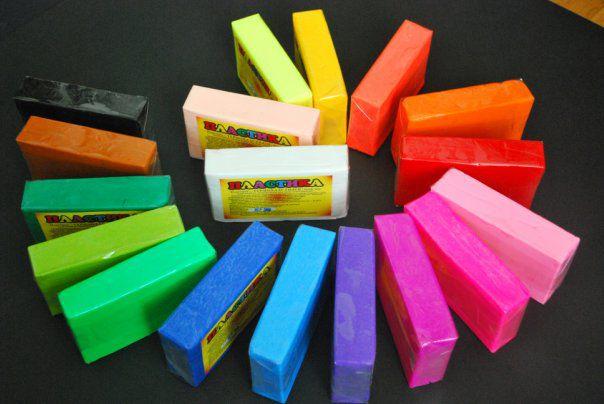 пластика, материалы