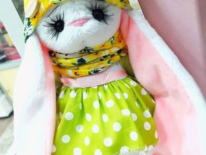 Рождение зайки от Mika toys. Ярмарка Мастеров - ручная работа, handmade.