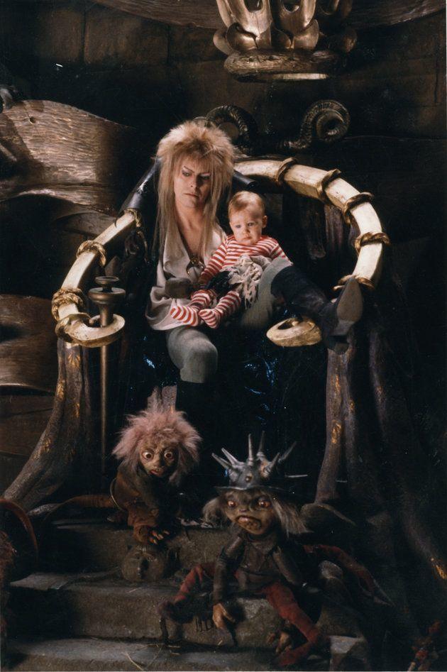 девид боуи, лабирин, лабиринт1986, гоблины, документальный фильм, король гоблинов, фея