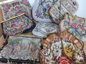 Большие скидки до 46% на винтажные сумки. Ярмарка Мастеров - ручная работа, handmade.