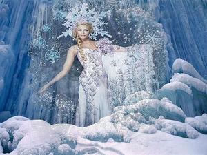 Торги в Царстве Снежной королевы!! | Ярмарка Мастеров - ручная работа, handmade