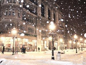 Снег идет...   Ярмарка Мастеров - ручная работа, handmade