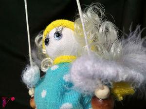 Фома. Ангел на качелях.. Ярмарка Мастеров - ручная работа, handmade.