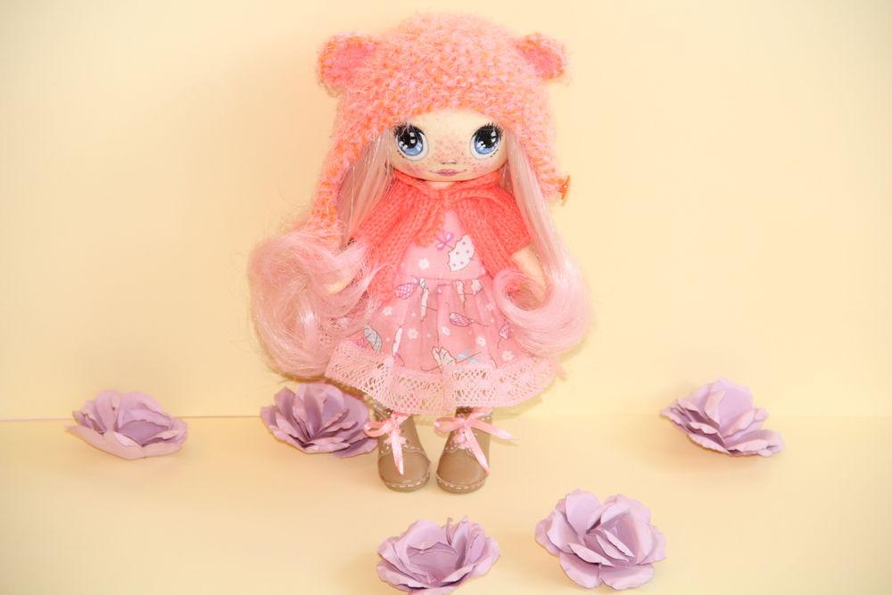 аукцион сегодня, подарок девочке, кукла ручной работы, куколка, текстильная игрушка