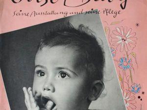 Unser Baby — Наш малыш- модели для малыша-1950. Ярмарка Мастеров - ручная работа, handmade.