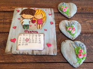 Аукцион - Набор для влюблённых. Ярмарка Мастеров - ручная работа, handmade.