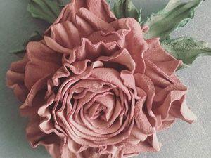 Frozen rose. Ярмарка Мастеров - ручная работа, handmade.