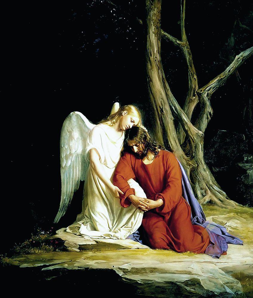 картины страсти христовы