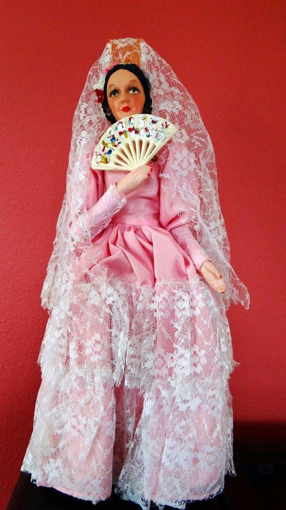 Чувственные куклы фламенко в образе Carmelita Geraghty, фото № 9