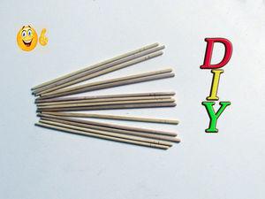 Делаем решетку из палочек для суши. Ярмарка Мастеров - ручная работа, handmade.