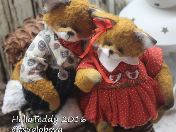 Hello Teddy 2016 уже совсем скоро! | Ярмарка Мастеров - ручная работа, handmade