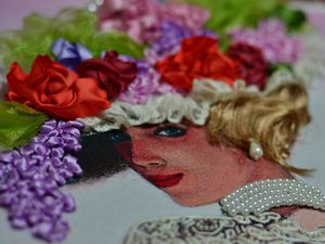 Дама в шляпе | Ярмарка Мастеров - ручная работа, handmade