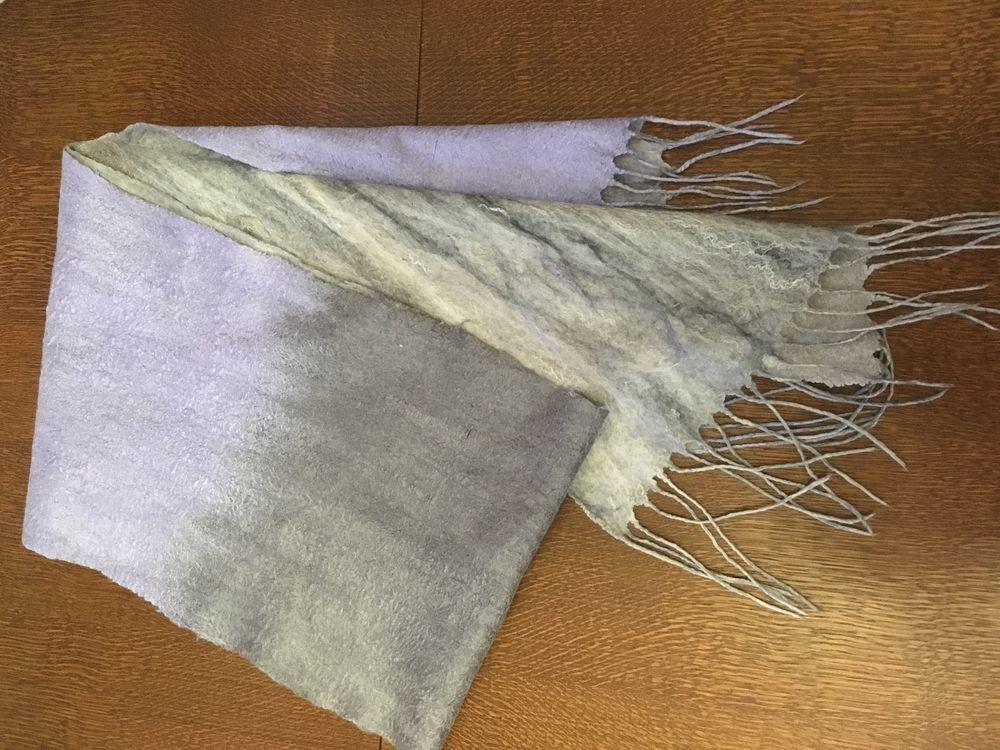 мк по шарфу