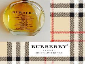 Потрясающие духи BURBERRY со скидкой 10%!. Ярмарка Мастеров - ручная работа, handmade.
