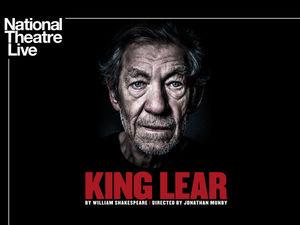 "National Theatre Live, ТеатрHD: ""Король Лир"" Иэн МакКеллен. Ярмарка Мастеров - ручная работа, handmade."
