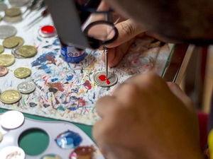 Andre Levy — художник, возвращающий нам сказку. Ярмарка Мастеров - ручная работа, handmade.