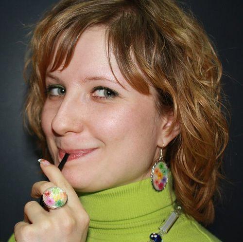 клиентки, aksessuarki, кольцо с сухоцветами