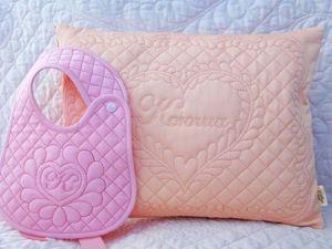 Подборка детских подушек. Ярмарка Мастеров - ручная работа, handmade.