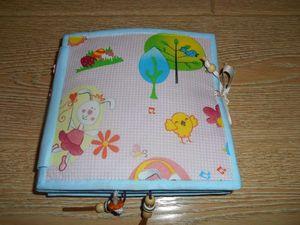 Книга из фетра для девочек. Ярмарка Мастеров - ручная работа, handmade.