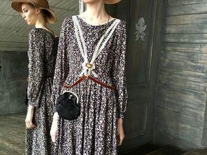 Видео.New collection.Платье в городском стиле.. Ярмарка Мастеров - ручная работа, handmade.