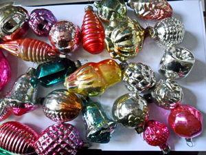 Приглашаю любителей советских елочных игрушек на аукцион!. Ярмарка Мастеров - ручная работа, handmade.