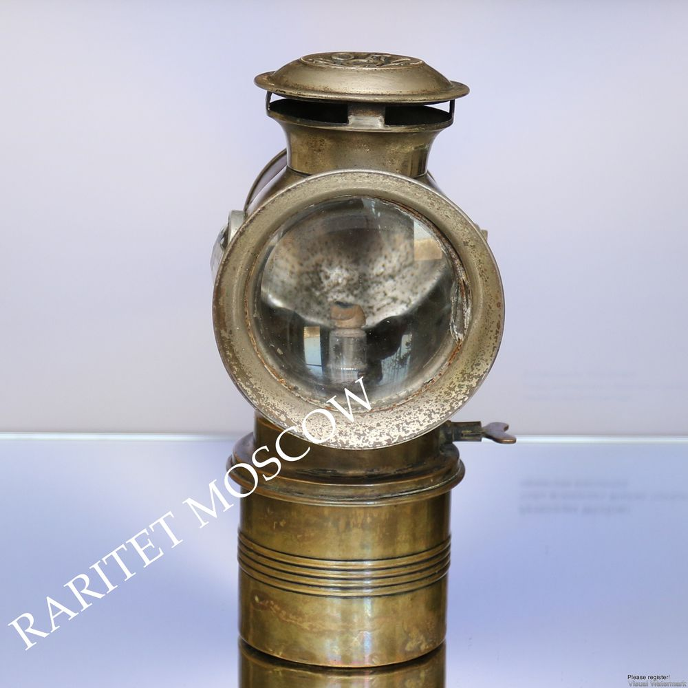 карбидный фонарь