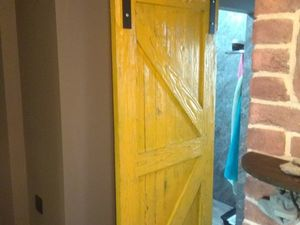 Яркие пятна амбарных дверей. Ярмарка Мастеров - ручная работа, handmade.