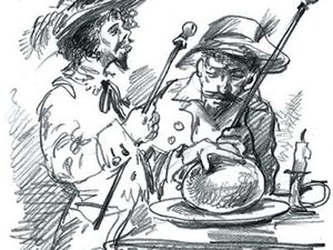 Забытый современниками муштабель и страусиные яйца. Ярмарка Мастеров - ручная работа, handmade.