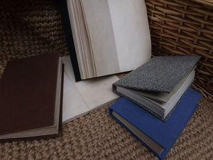 Готовы небольшие узкие блокноты 10,5 см х 17см , 10,5см х 19см для дальнейшего декорирования . Полимерная глина , декупаж и ... | Ярмарка Мастеров - ручная работа, handmade
