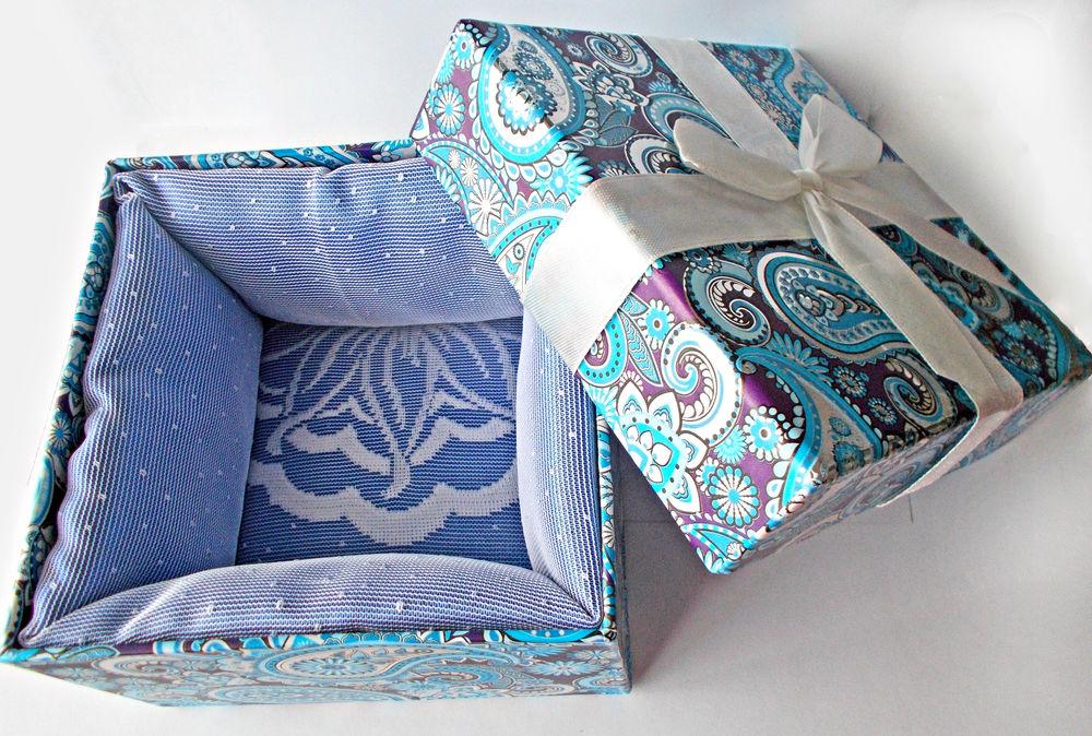 упаковка украшений, упаковка подарка, кружево