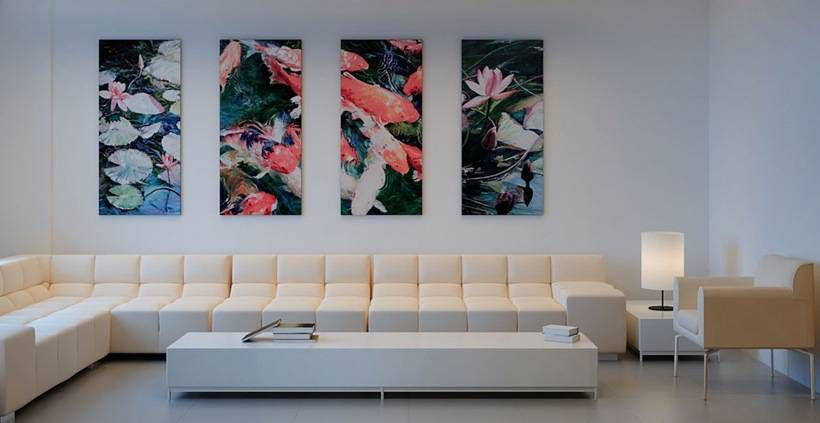 Картинки на стенах 39