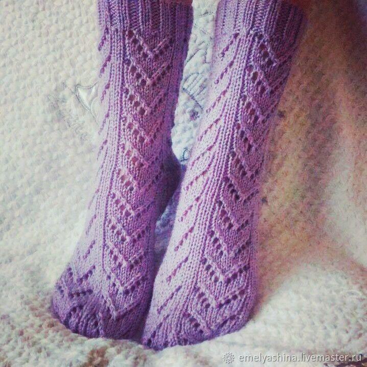 носки вязаные, ажурные носки, красивые носки, вязаные носочки, мастер-класс, мастер-класс по вязанию, мк по вязанию, вязание, носочки